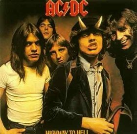AC/DC - HIGHWAY TO HELL -LTD-