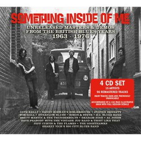VARIOUS ARTISTS - SOMETHING INSIDE OF ME =BOX=