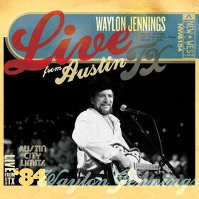 JENNINGS, WAYLON - LIVE FROM AUSTIN TX