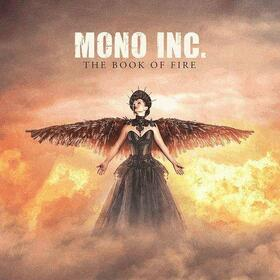 MONO INC. - BOOK OF FIRE + DVD -DIGI-