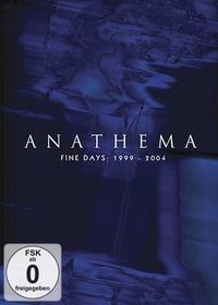ANATHEMA - FINE DAYS 1999 - 2004 -BOOKSET-