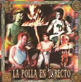 POLLA RECORDS - EN TURECTO