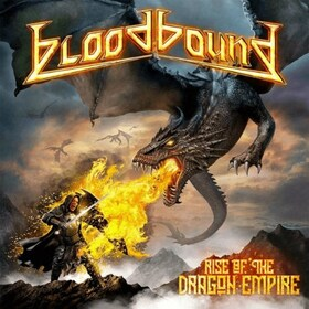 BLOODBOUND - RISE OF THE DRAGON EMPIRE + DVD