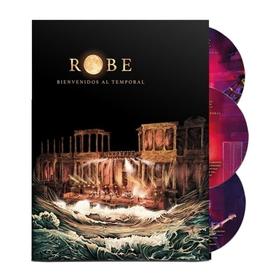 ROBE - BIENVENIDOS AL TEMPORAL + DVD