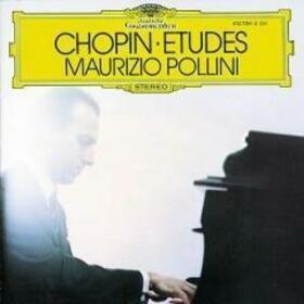 CHOPIN, FREDERIC - 12 ETUDES OP.10