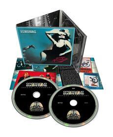 SCORPIONS - SAVAGE AMUSEMENT + DVD