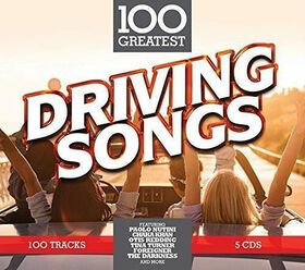 VARIOUS ARTISTS - 100 GREATEST DRIVING..