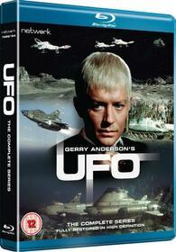 TV SERIES - UFO COMPLETE SERIES
