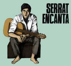 VARIOUS ARTISTS - SERRAT ENCANTA -BOX-