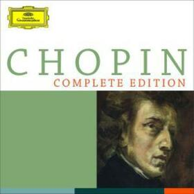 CHOPIN, FREDERIC - COMPLETE EDITION =BOX=