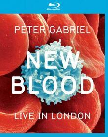 GABRIEL, PETER - NEW BLOOD