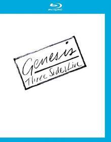 GENESIS - THREE SIDE LIVE