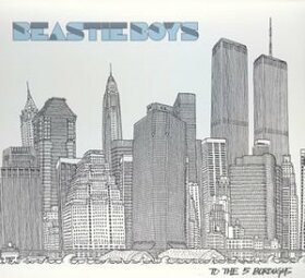 BEASTIE BOYS - TO THE 5 BOROUGHS + 1