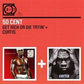 50 CENT - GET RICH OR DIE TRYIN' / CURTIS