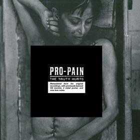 PRO-PAIN - TRUTH HURTS -LTD-