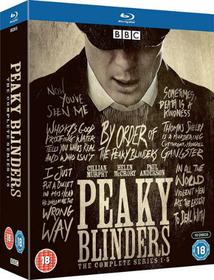 TV SERIES - PEAKY BLINDERS - S1-5