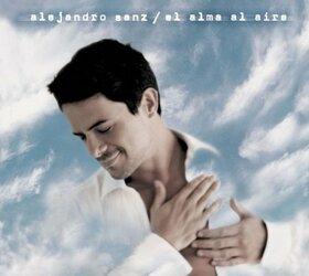 SANZ, ALEJANDRO - EL ALMA AL AIRE + CD