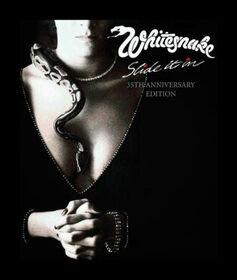 WHITESNAKE - SLIDE IT IN -DELUXE-