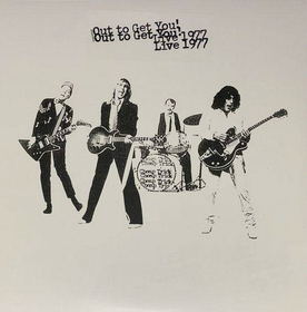 CHEAP TRICK - OUT TO GET YOU! - LIVE 1977 -LTD-
