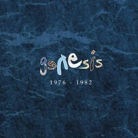 GENESIS - 1976-1982 -BOX-