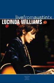 WILLIAMS, LUCINDA - LIVE FROM AUSTIN, TEXAS