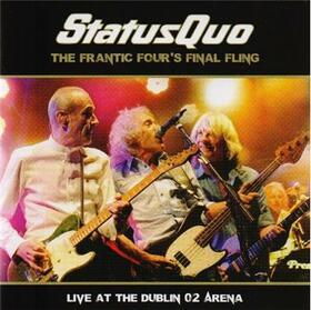 STATUS QUO - FRANTIC FOUR'S FINAL FLING