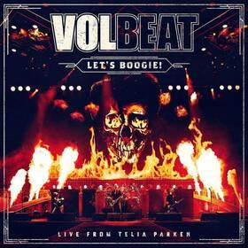 VOLBEAT - LET'S BOOGIE -LTD-