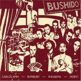 BUSHIDO - BUSHIDO -HQ-