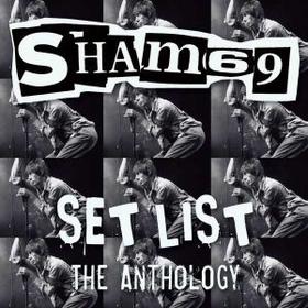 SHAM 69 - SET LIST -LTD-