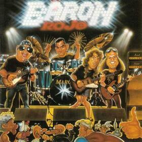 BARON ROJO - 20+