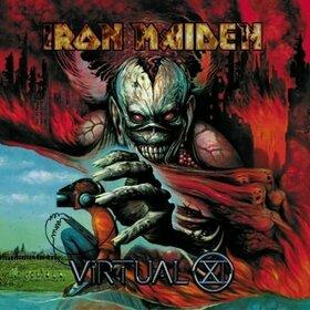 IRON MAIDEN - VIRTUAL X1