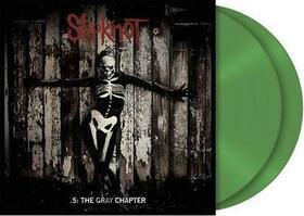 SLIPKNOT - 5: THE GRAY CHAPTER -GREEN-
