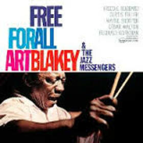 BLAKEY, ART - FREE FOR ALL