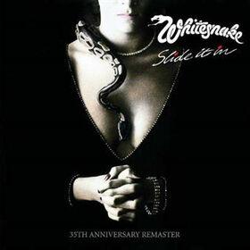 WHITESNAKE - SLIDE IT IN -SPECIAL EDITION BOX-