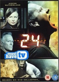 TV SERIES - 24 SEASON 6