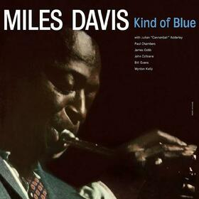 DAVIS, MILES - KIND OF BLUE -HQ-