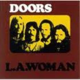 DOORS - L.A. WOMAN -180GR-