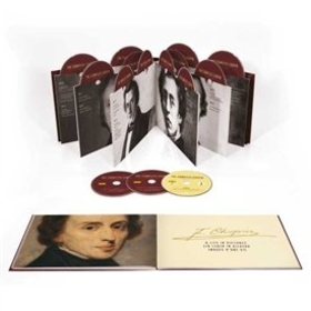 CHOPIN, FREDERIC - COMPLETE CHOPIN -DELUXE-