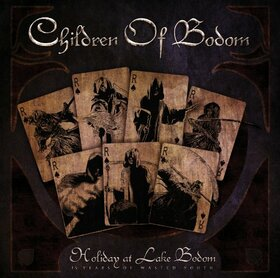 CHILDREN OF BODOM - HOLIDAY AT LAKE BODOM + DVD