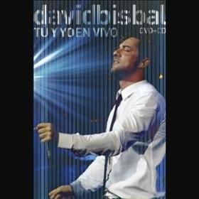BISBAL, DAVID - TU Y YO EN VIVO + CD