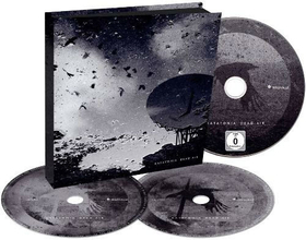 KATATONIA - DEAD AIR + DVD -LTD-