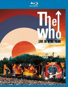 WHO - LIVE AT HYDE PARK