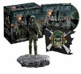 IRON MAIDEN - A MATTER OF LIFE AND DEATH -COLLECTORS BOX-
