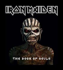 IRON MAIDEN - BOOK OF SOULS -DIGI-