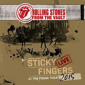 ROLLING STONES - FROM THE VAULT: STICKY FINGERS LIVE 2015 =BOX=