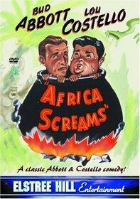 TV SERIES - AFRICA SCREAMS