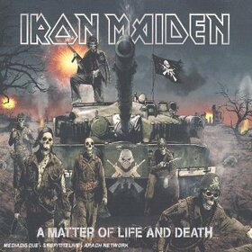 IRON MAIDEN - A MATTER OF LIFE AND DEATH -DIGI-