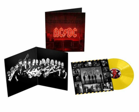 AC/DC - PWR UP -LTD YELLOW-