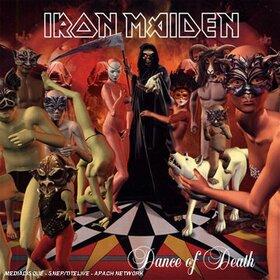 IRON MAIDEN - DANCE OF DEATH -DIGI-