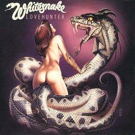 WHITESNAKE - LOVE HUNTER + 4